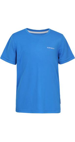 Icepeak Malvin Shortsleeve Shirt Children blue